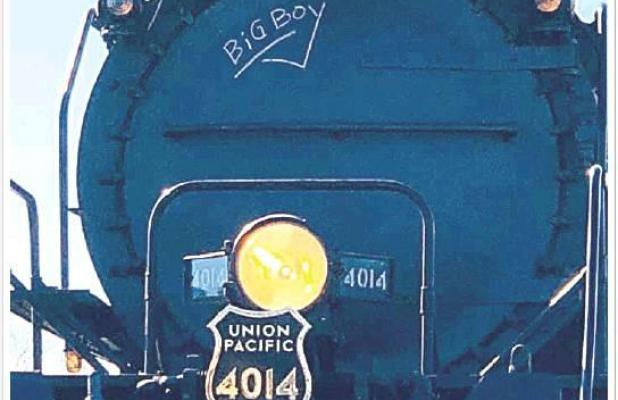 Union Pacific's 'Big Boy' makes its way through Cass County