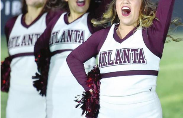 Atlanta cheerleaders place first in 3A Crowd Leading Division