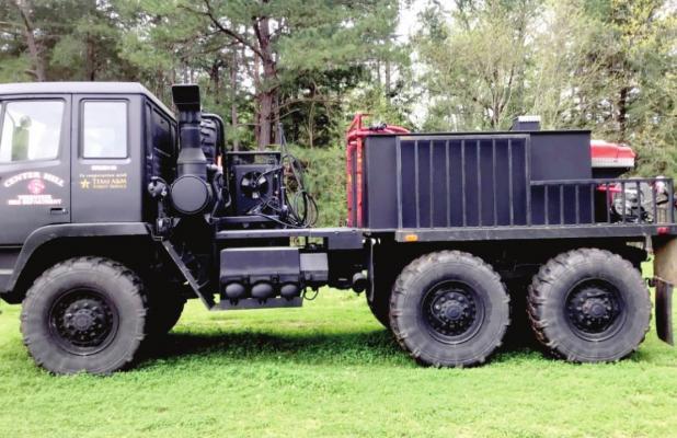 Center Hill VFD increases fleet capacity