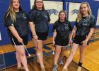 L-K girls attend majorette camp