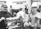 Hardin places first, named Grand Champion at Livestock Show