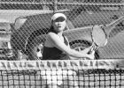 Bulldog tennis competes, Wong makes regionals