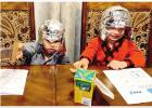 """Queen City staff and students display imagination during """"virtual"""" Spirit Week"""