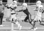 Atlanta JV, ninth grade football photos