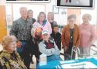Centenarian celebrates
