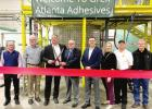 Greif, Inc. holds opening ceremony for new Atlanta Adhesive Production