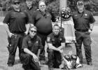 Rotarians salute First Responders