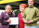 Daughters of the American Revolution presents youth awards