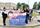 First Responder's Day Parade