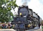QC students experience Big Boy train visit