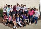AMS Teen Leadership Class beautifies campus