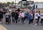 Chad Walker Memorial Run in Downtown Atlanta