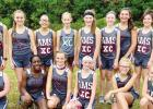 Atlanta cross country competes at regionals